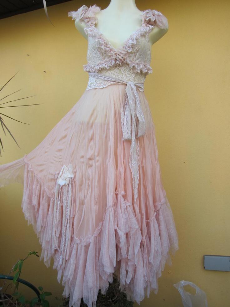 143 best fairy dresses images on pinterest sweet dress for Fairy inspired wedding dresses