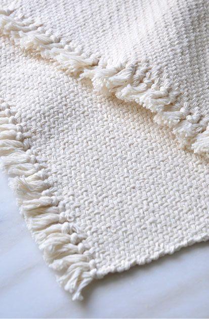 jurgen lehl - cotton bathmat