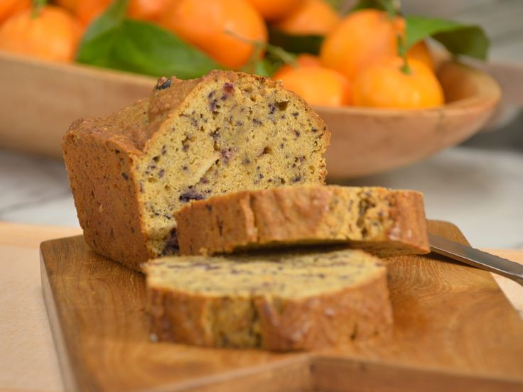 Juice Pulp Quick Bread Recipe : Food Network - FoodNetwork.com