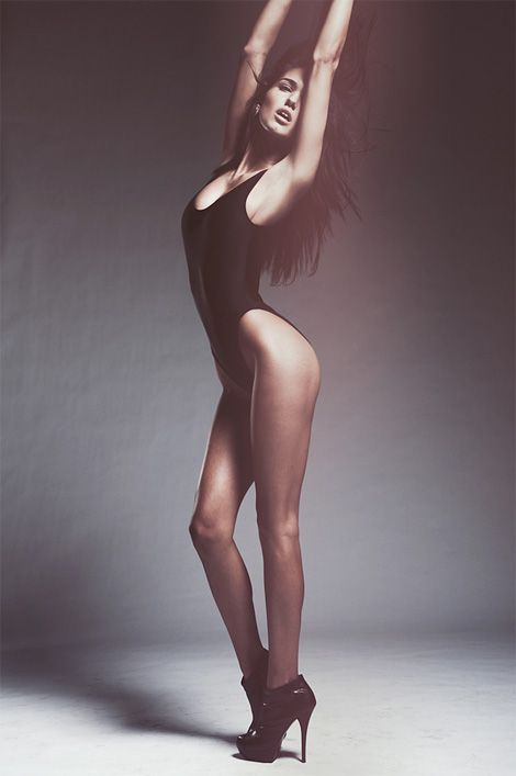 Fine work from photographer Charles Yeh, aka Lucima. [NSFW Link]