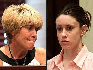 Casey Anthony refuses Mom's jail visit.