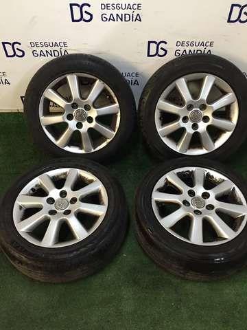 . Llantas de aluminio, Toyota Corolla. Tama�o: R 16