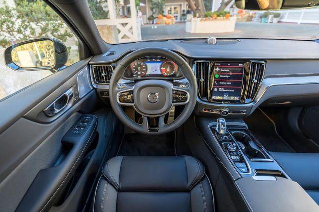 Volvo S60 2019 Volvo S60 Volvo New Model