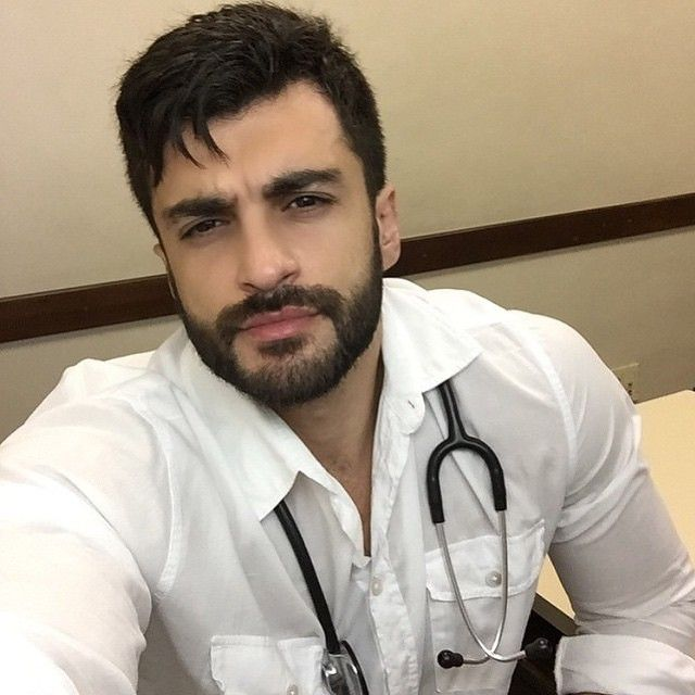 "This is hilarious. Keeps making think of that Toy Story quote, ""I don't believe that man's ever been to medical school!"" 26 Really Hot Doctors That'll Make You Want To Get A Checkup"