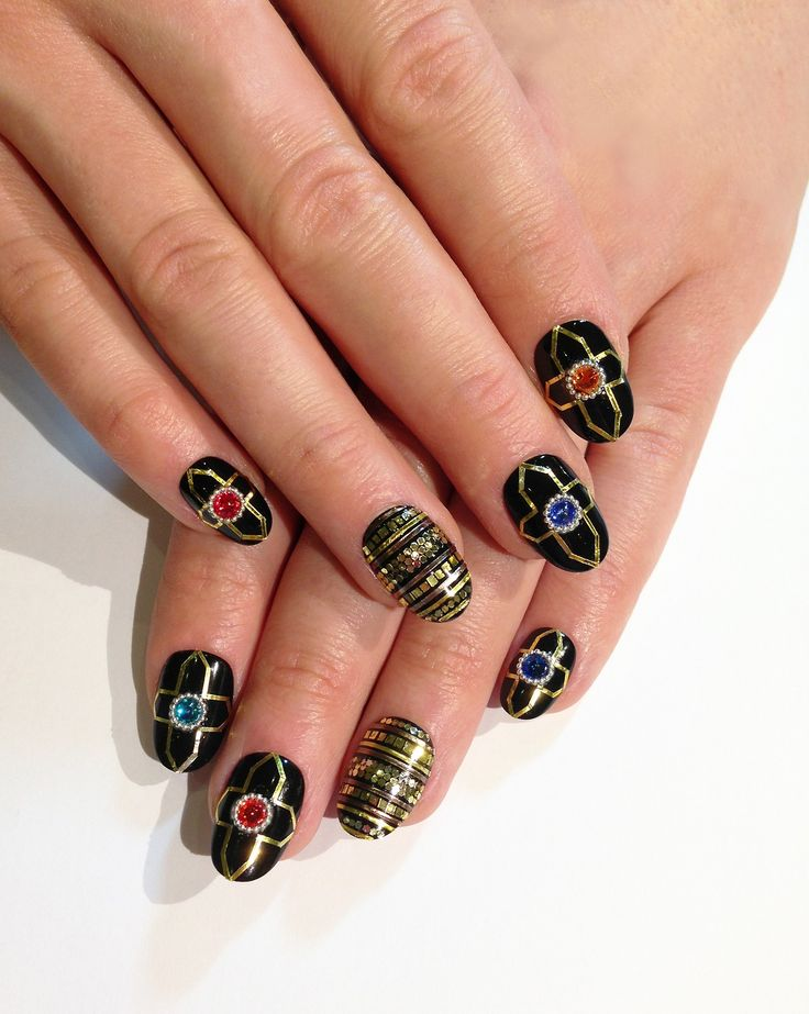 63 best nail art images on pinterest nail nail beauty nails and new nail art tutorial for the january issue of scratchmagazine nails by sophie harris greenslade at the illustrated nail prinsesfo Images