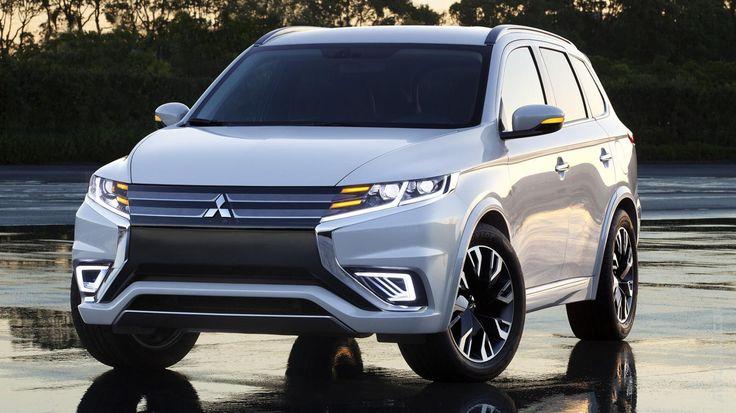 2014 Mitsubishi Outlander PHEV Concept-S