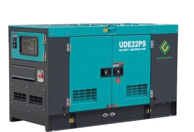 Silent Diesel Generator - Generators For Sale - Gennev Generators #SilentPowerGenerator #SuperSilentDieselGenerator