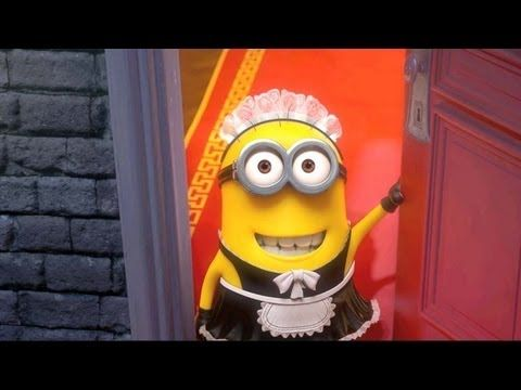 The Minions are back ! Check out the Full Length Trailer of Despicable Me 2, coming to theaters on July 2nd, 2013.