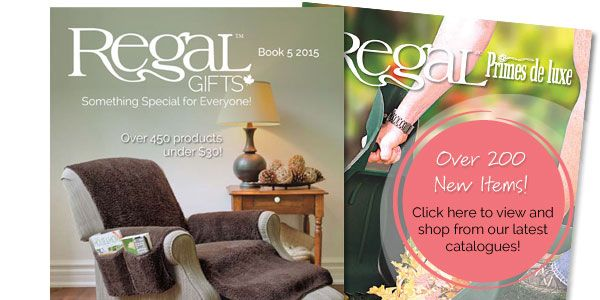- Regal has been around since 1928 - Be the first to shop my Regal Store :) - View all Regal's products at:  http://ccassidy.shopregal.ca/MySite/Story.aspx