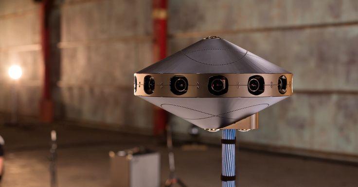 Facebooks Surround 360-Grad-Kamera – Ein Do-It-Yourself-Projekt  360-Grad-Fotos und -Videos machen Spaß. Vor allem wenn sie mit professionellen Kameras wie der neuen Surround 360 von Facebook gemacht werden.  #facebook #tech #technews #smarttech #technology #technologie #cams #kamera #gadgets