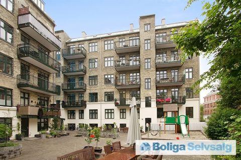 Åboulevard 43B, 1. th., 1960 Frederiksberg C - Vil du bo i et baghus på Frederiksberg #andel #andelsbolig #andelslejlighed #frederiksberg #selvsalg #boligsalg #boligdk