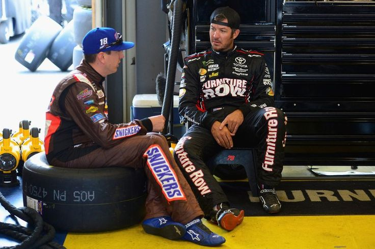 NASCAR Kentucky 2017 qualifying results: Kyle Busch wins Quaker State 400 pole