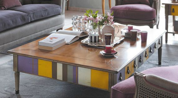 Jacob coffee table - Déco, Grange  #TornboMöbler