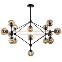 Replica Roll & Hill Lighting Chandelier 15 Light Jason Miller