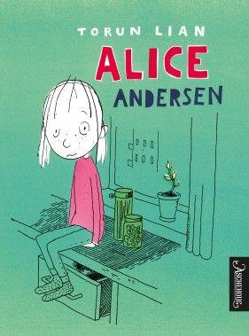Torun Lian er tilbake med en helt ny serie om 8 år gamle Alice som er redd for det meste du kan møte på ute i verden.