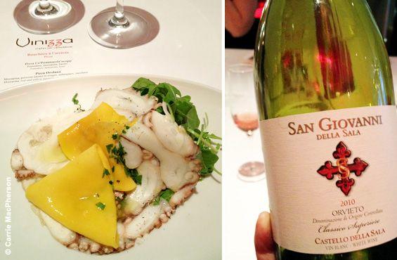 VINIZZA RESTAURANT: Italian cuisine made with molt amore.