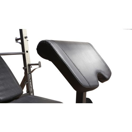 Marcy Diamond Elite Olympic Weight Bench - Fitness Equipment, Weight Benches at Academy Sports