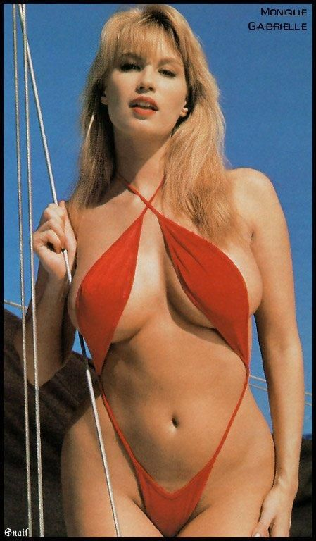 Monique Gabrielle, from Deathstalker 2 and Emmanuelle 5 among many others.