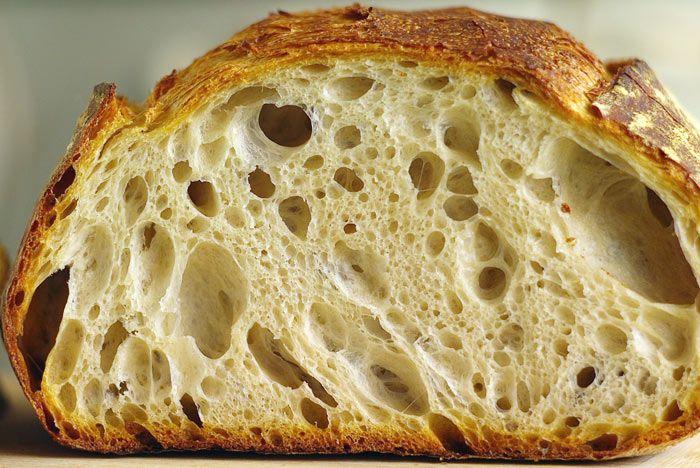 Этот красивый, а в придачу, еще и очень вкусный хлеб - результат моего эксперимента с тестом для знаменитого французского багета Ани Буабса (Anis Bouabsa) . Его багеты…