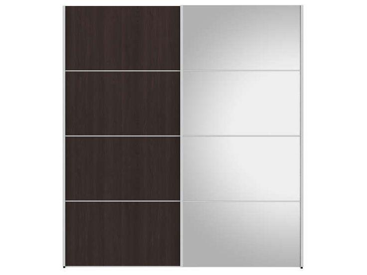Les 25 meilleures id es de la cat gorie armoire porte - Conforama armoire porte coulissante ...