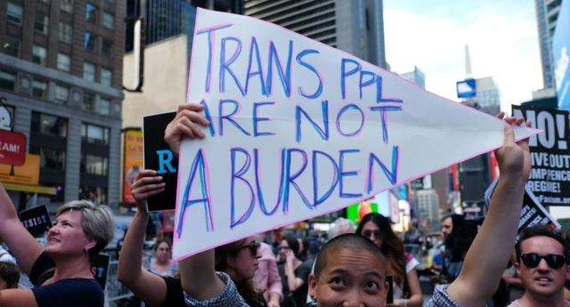 #Transgender individuals can join the US military from today