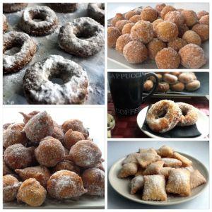 Roscos, Buñuelos y otras delicias…