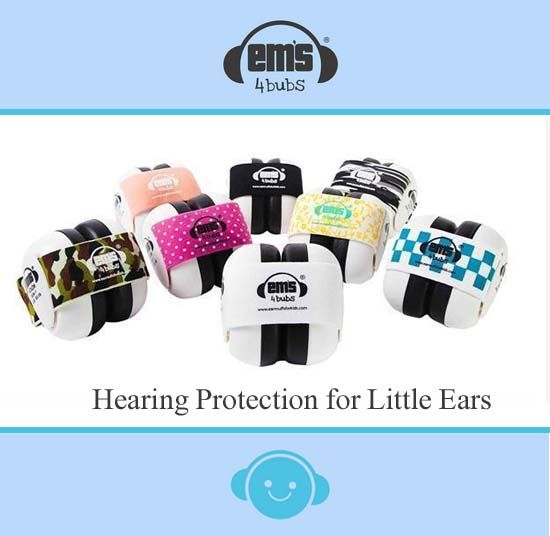 In the first years of life, a child's hearing is particularly sensitive to loud noise. Since hearing damage is permanent it is essential to ensure that your chi