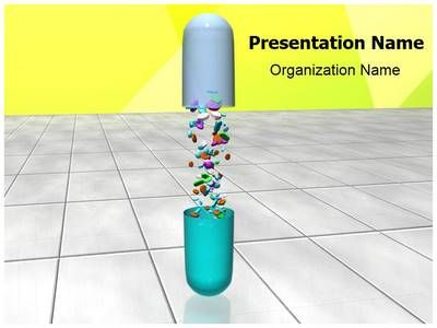 116 best 3d animated powerpoint templates images on pinterest ppt download our professionally designed medical capsule pill 3d animated ppt template toneelgroepblik