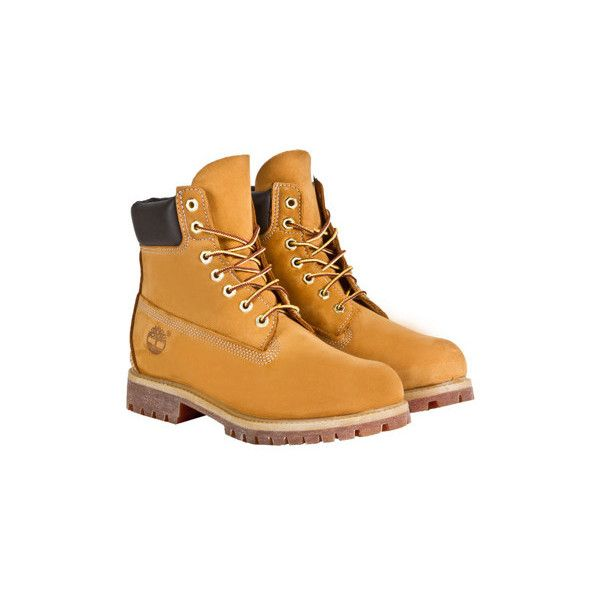 Trapery TIMBERLAND Premium Waterproof 10061 ❤ liked on Polyvore featuring shoes, boots and timberlands