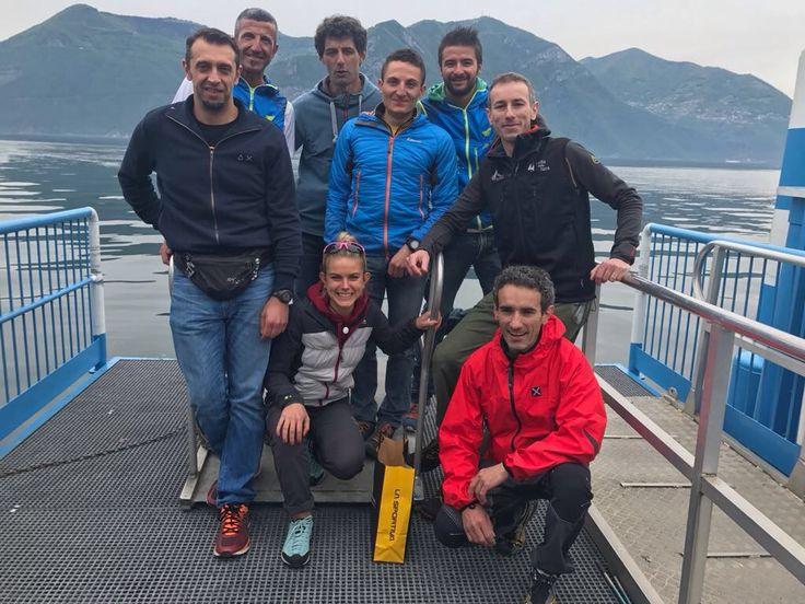 Tripletta per il Team Marguareis: Valle Varaita, Trentapassi e Lago Maggiore.