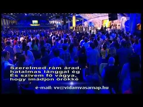 Atyám imádlak minden fölött - Hit gyülekezete - YouTube