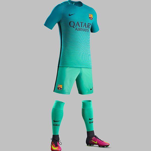 Así es el tercer uniforme del Barcelona - Futbol Total