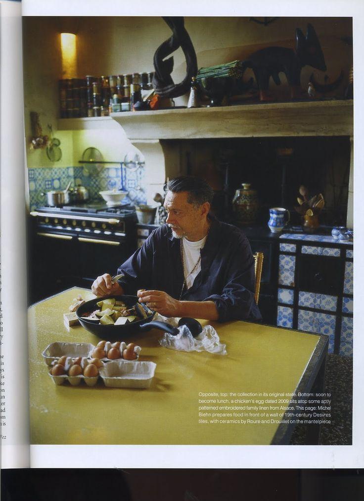 91 migliori immagini provence kitchen su pinterest idee - Sognare scale mobili ...