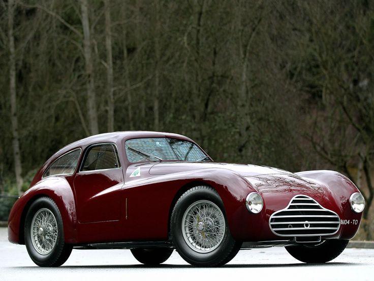 1948 Alfa Romeo 6C 2500 Competizione  #alfa #alfaromeo #italiancars @automobiliahq