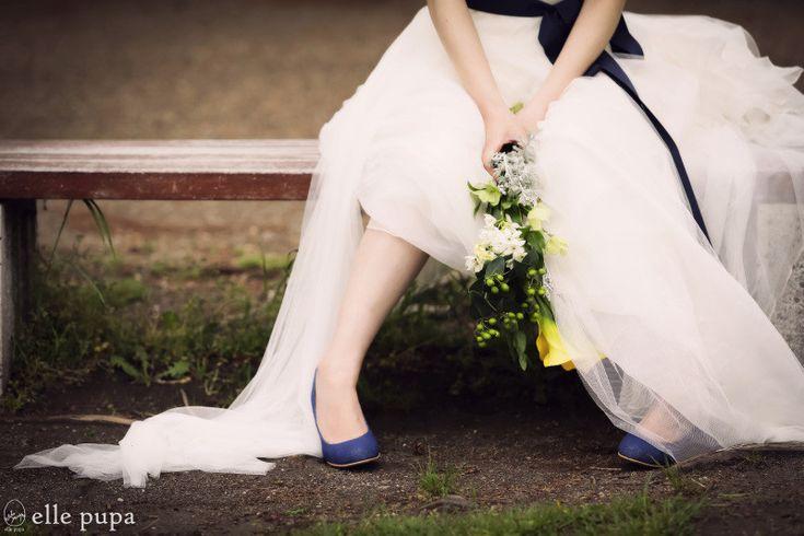 おしゃれは足もとから*前撮り特集 の画像|*elle pupa blog*