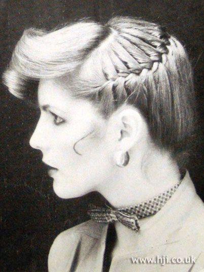 1979 Braid from Toni & Guy, Hair Stylist, Remy