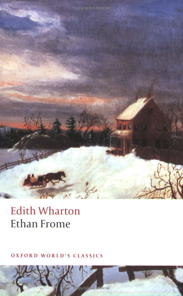 the use of irony in edith whartons novel ethan frome In 1888, the whartons and  many of wharton's novels are characterized by a subtle use of dramatic irony  a 1944 film version of the 1911 novel ethan frome.
