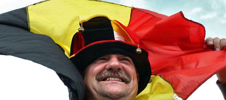 Le drapeau belge est à l'envers depuis plus de 180 ans
