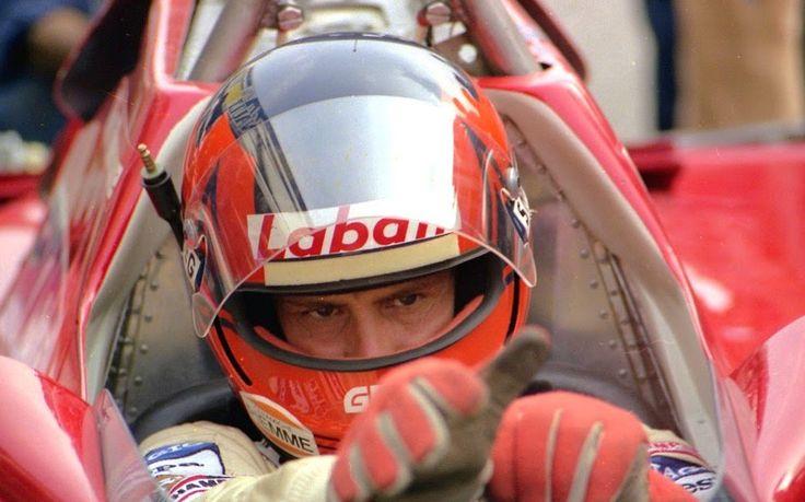 Gilles Villeneuve 1981