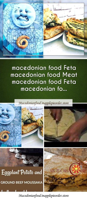 Pin On Macedonian Food