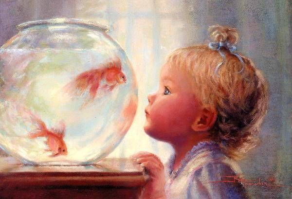 Kathryn Fincher: Kathryn Andrews, Children, Fincher Art, Kathy Fincher, Kathryn Fincher, Andrews Fincher, Beautiful Art