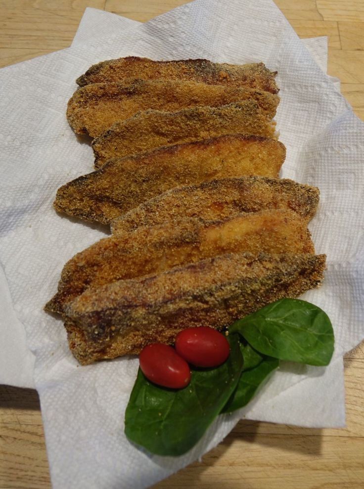 The World's Best Southern Fried Catfish Recipe