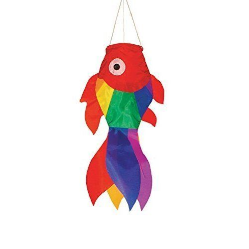 Outdoor Hanging Decorations Patio Decor Yard Outside Party Kids Play Fun Garden #Unbranded