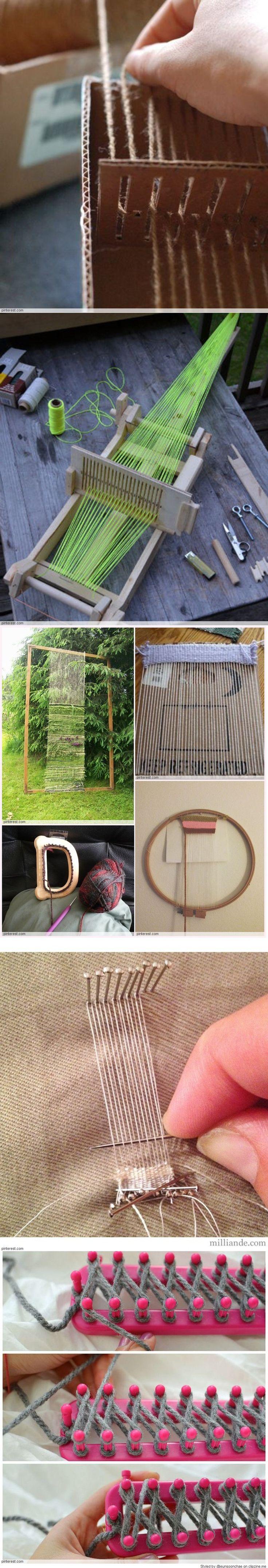 DIY Loom Ideas