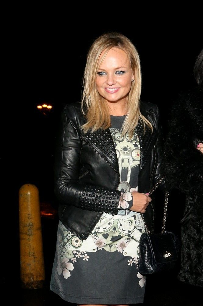 Emma Bunton Photos - Geri Halliwell Out in London - Zimbio