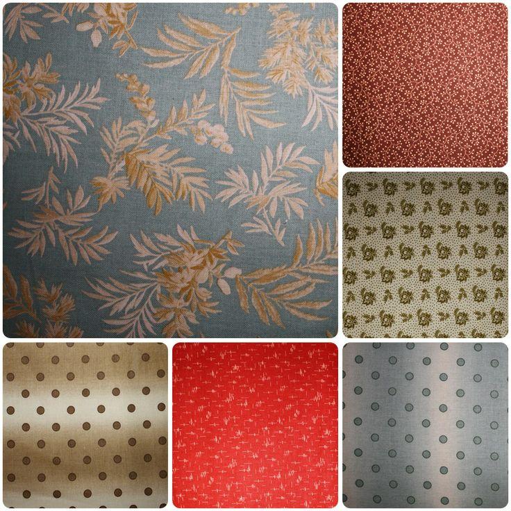 Gabrielle range of fabrics by Windham Fabrics