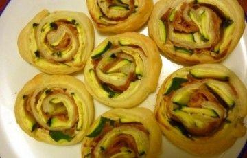 Girelle salate di sfoglia easy-chic