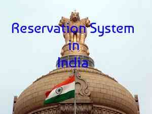 Short essay on the Reservation System in India for children. Long and short Paragraph. The issue of reservation, ever since it came into
