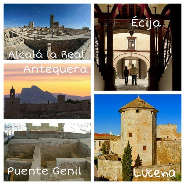 Buenos días!  Recuerda que, si no has vivido ninguna de nuestras #experiencias, aún estás a tiempo. Te estamos esperando! #AlcalálaReal #Antequera #Écija #Lucena #PuenteGenil #tuhistoriaenverano #intensamente #vacaciones #turismo #verano2017