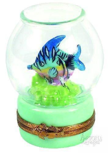 Fish Bowl: Aqua Base